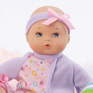 "8"" Little Cute Baby Doll"