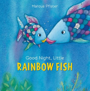 Load image into Gallery viewer, Good Night, Little Rainbow Fish