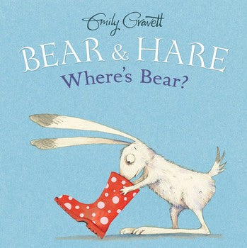 Load image into Gallery viewer, Bear & Hare Where's Bear?