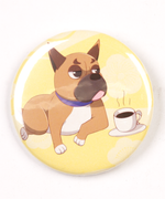 Honey's Relax Button