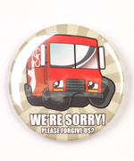 """We're Sorry"" Button"