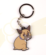 "Honey ""Beg"" Keychain"