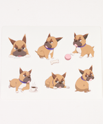 Honey 6 Pack Stickers