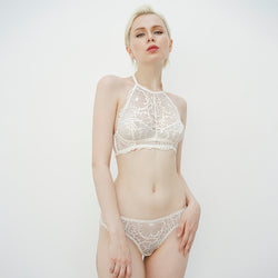 05-Basque bra (White) Z0519BRA03