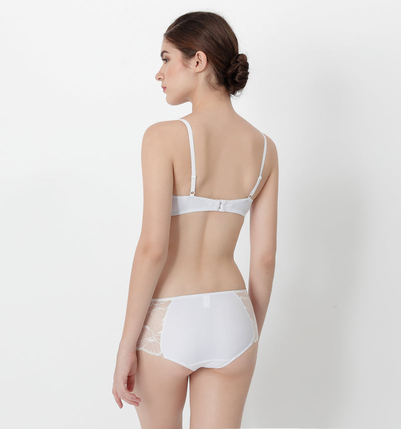 04 All-over lace panty (White) 04UNDLA13