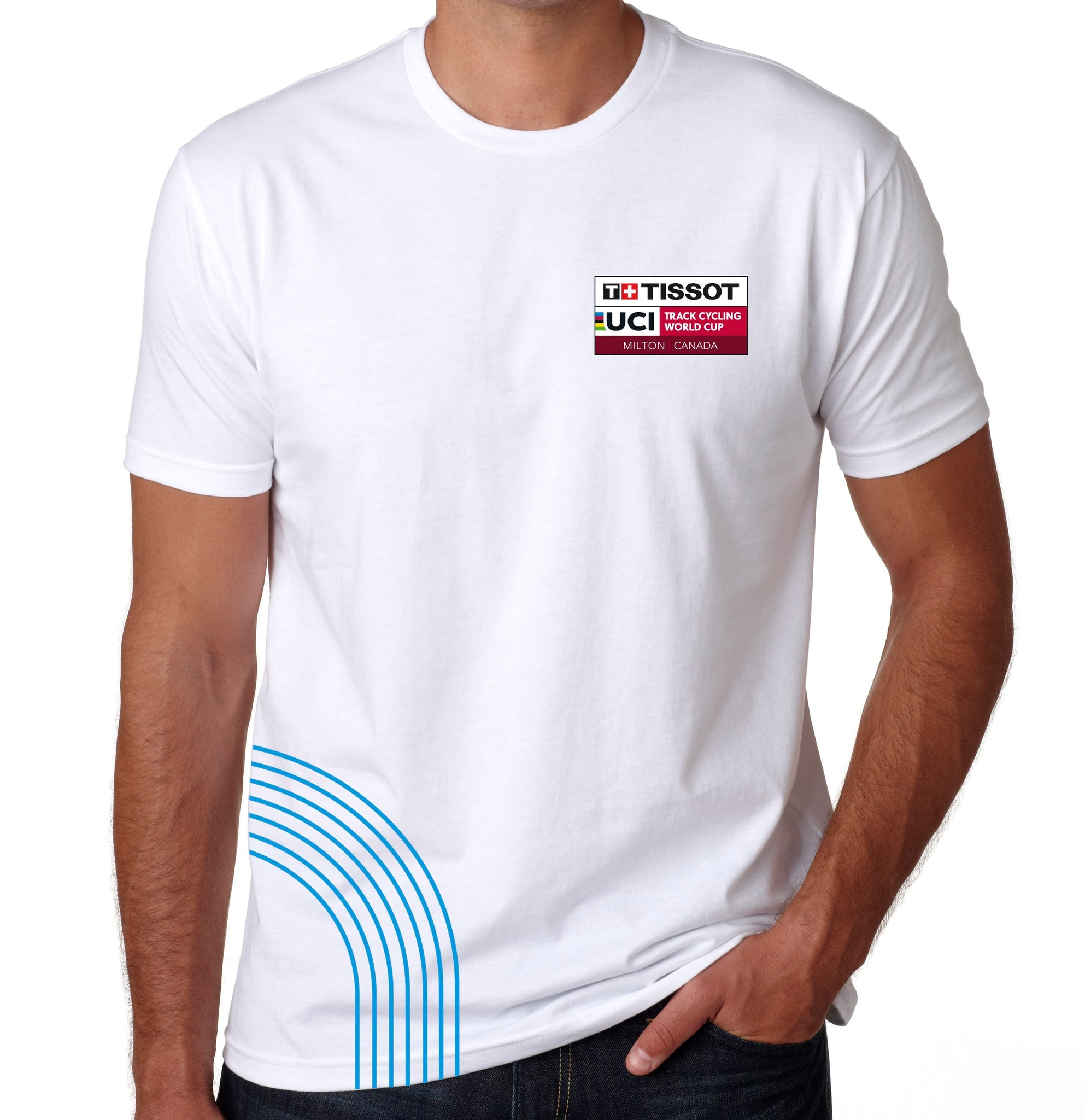 Track World Cup T-Shirt (Unisex)