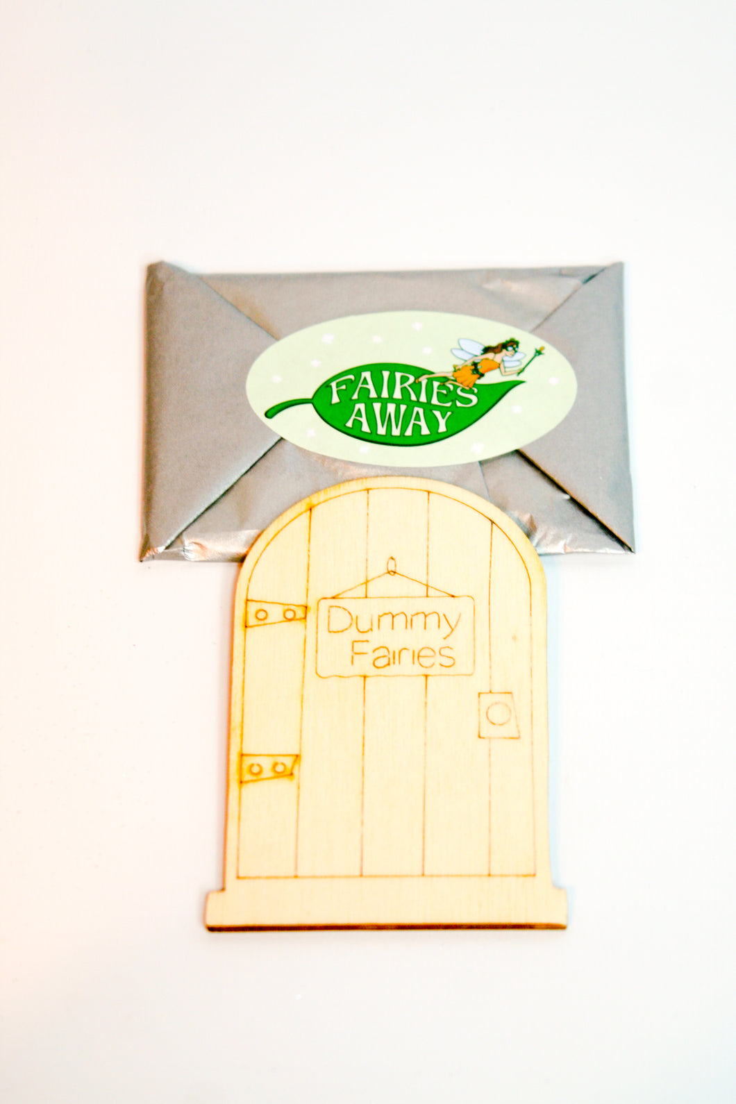 Dummy Fairy Wooden Door