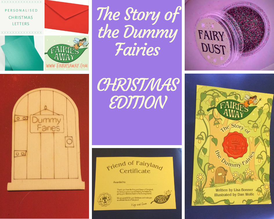The Story of the Dummy Fairies Package - CHRISTMAS EDITION