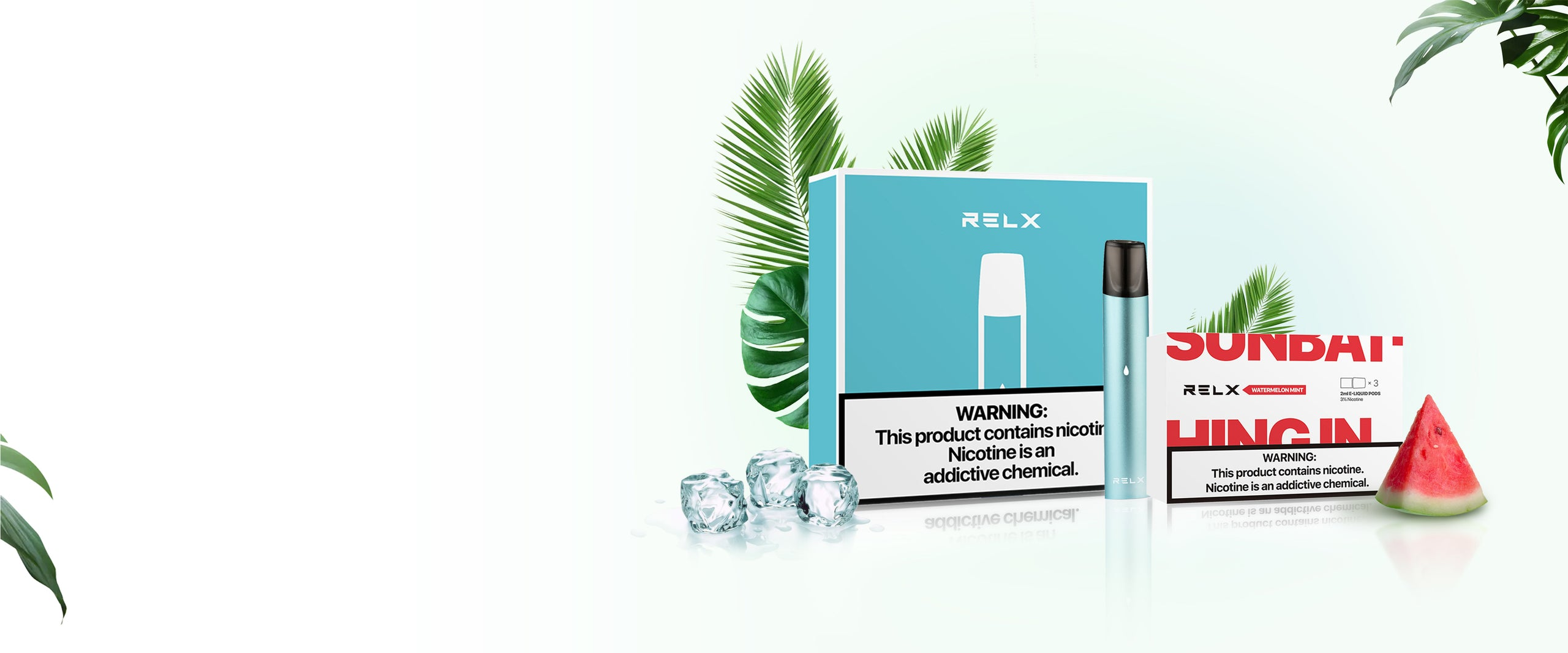 RELX | Next Generation Cigarette Alternative & Vaping Kit Online Shop