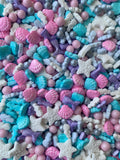 Mixed Under The Sea Sugar Shapes