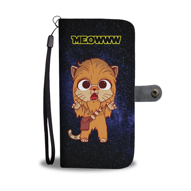 Chewbacca Wallet Case