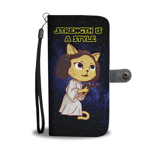 Leia Wallet Case