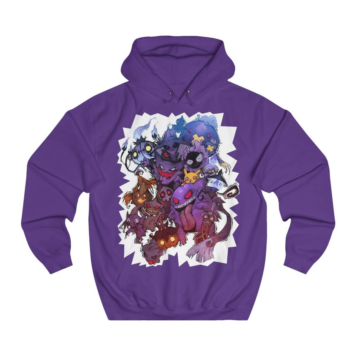 Unisex Hoodies Pokemon