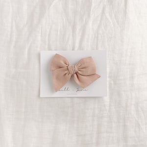 large pinwheel - antique blush