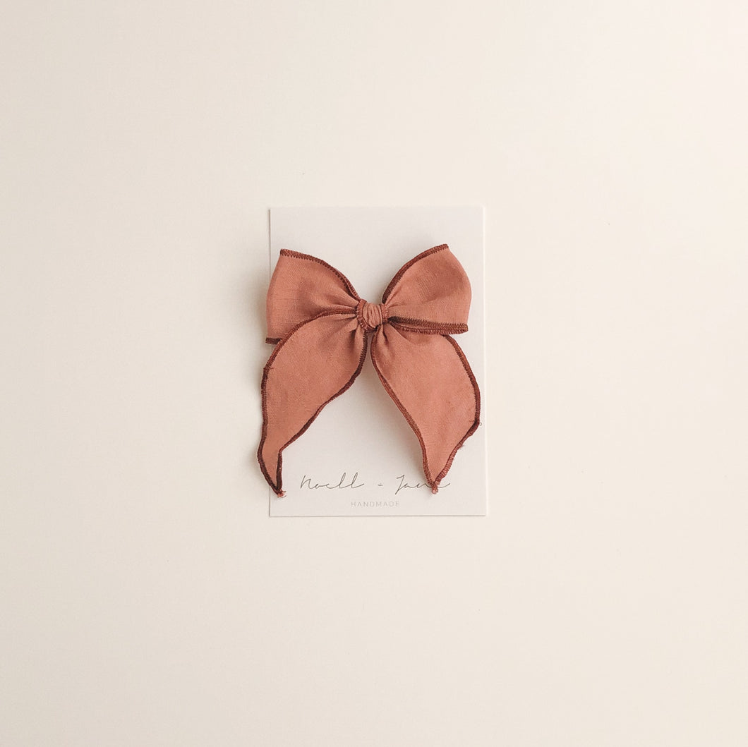 Sailor bow midi - rosewood