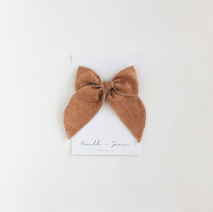 Sailor bow - copper