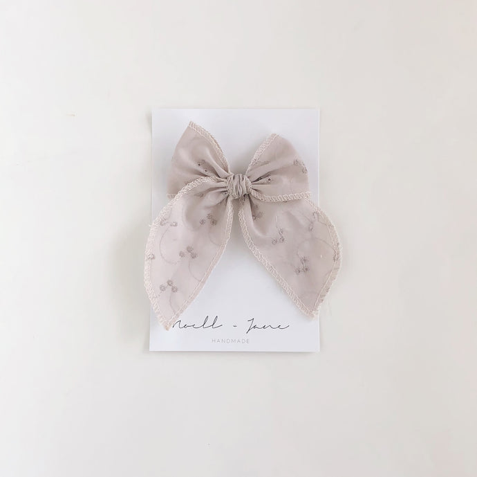 Sailor bow - Wisteria