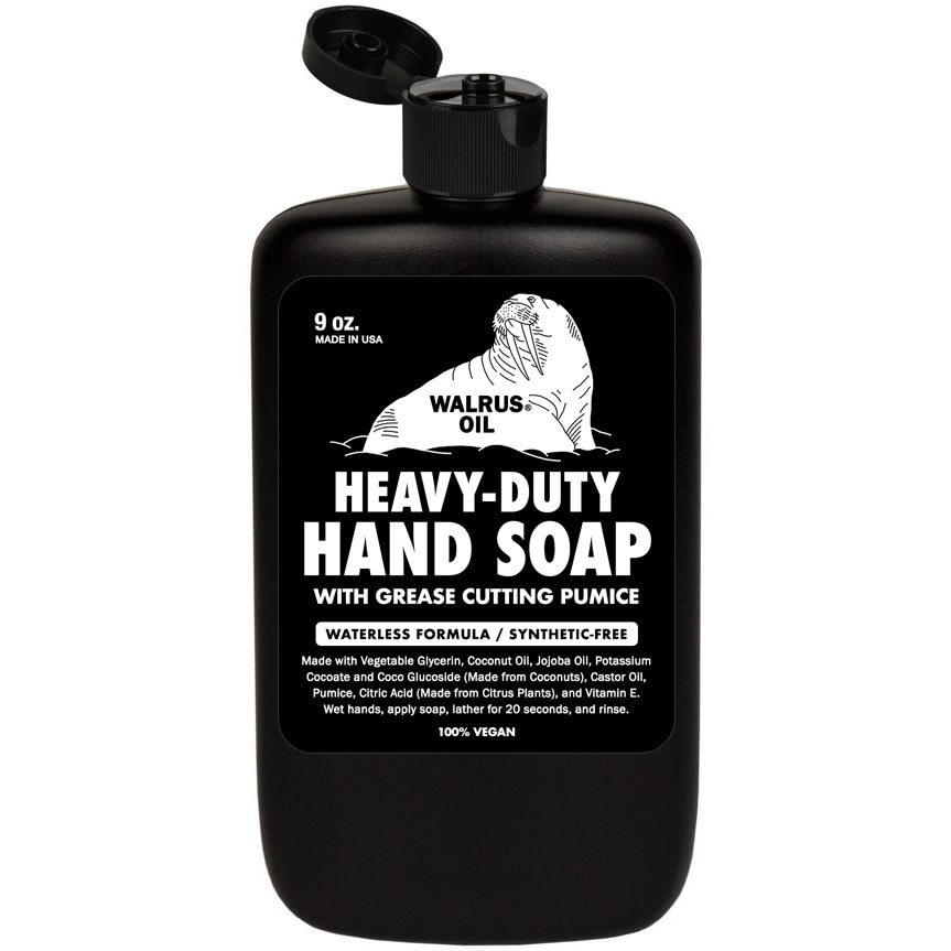 Heavy-Duty Hand Soap