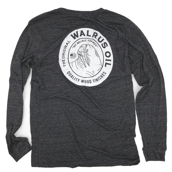 Walrus Oil Quality Wood Finishes Long Sleeve