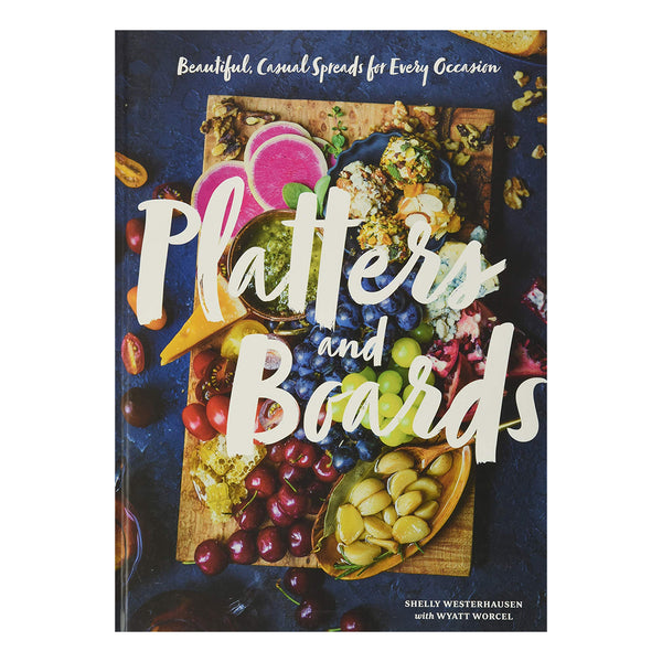 Platters and Boards, Shelly Westerhausen