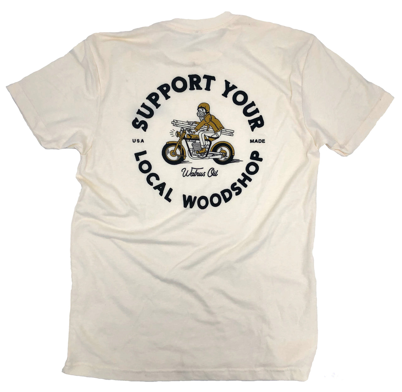 Support Your Local Woodshop Shirt