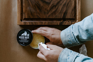 Wood Wax for Cutting Boards