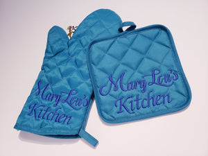 Personalized Baker's Set