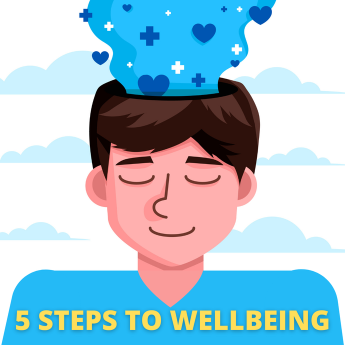 5 quick and easy steps to better mental health