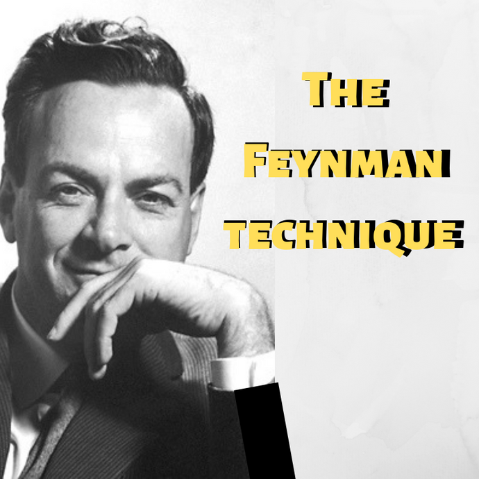 Feynman technique