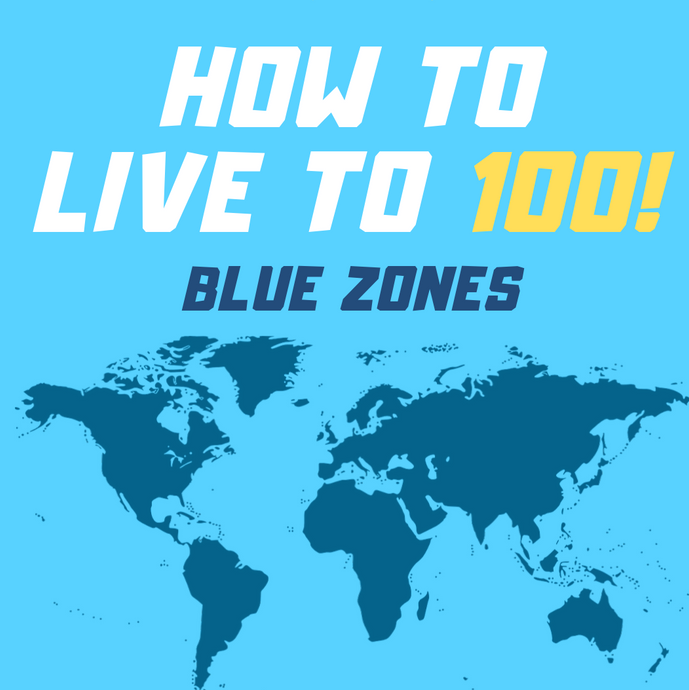 How to live to 100 the secrets of the people who live in blue zones