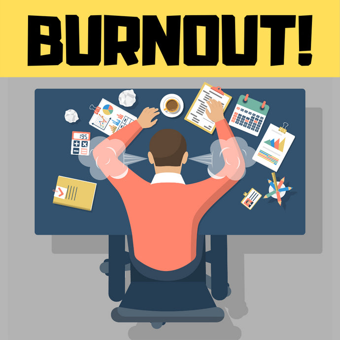 What is burnout and how to fix it