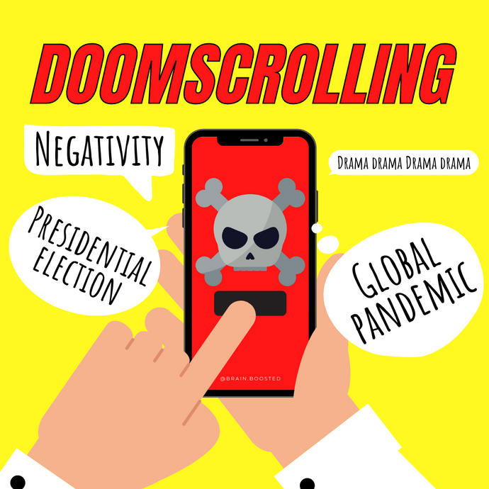 What is doomscrolling and how to stop it