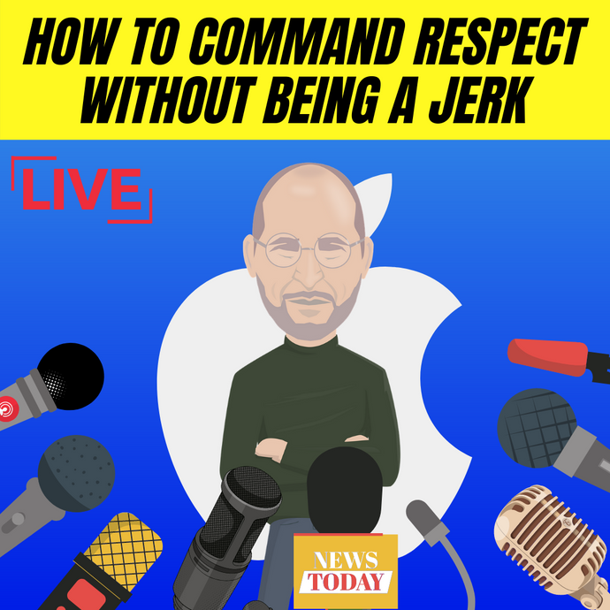 How to command respect (the nice way)