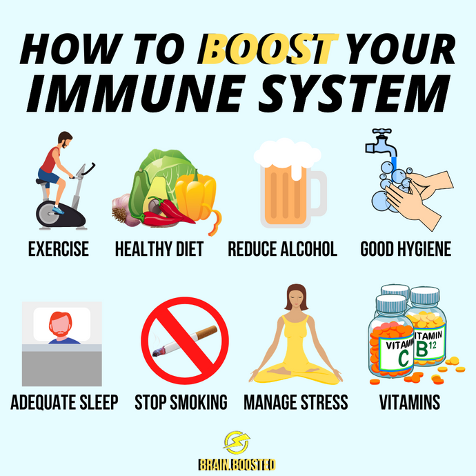 How to boost your immune system system