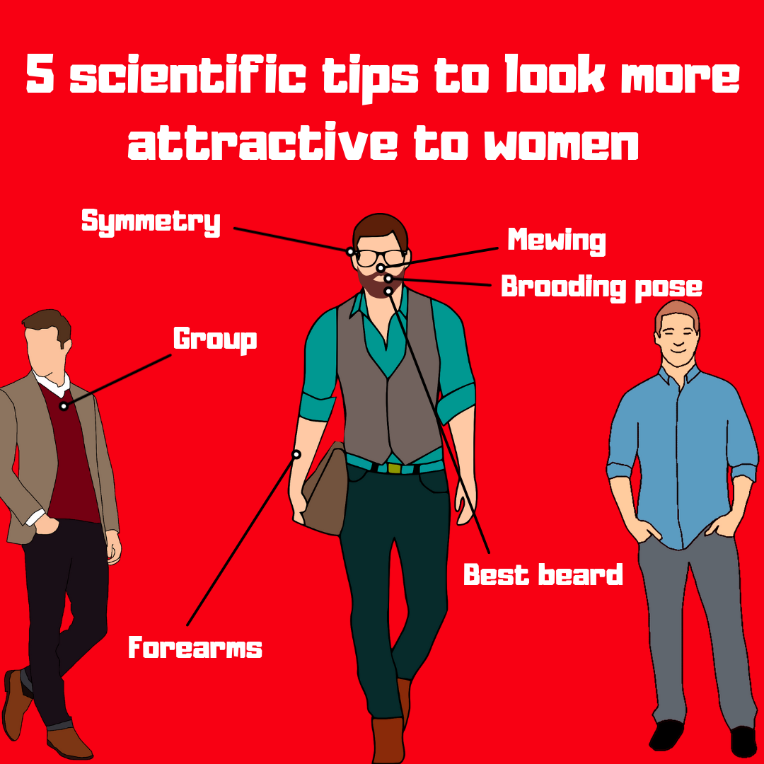 To male how be attractive How to