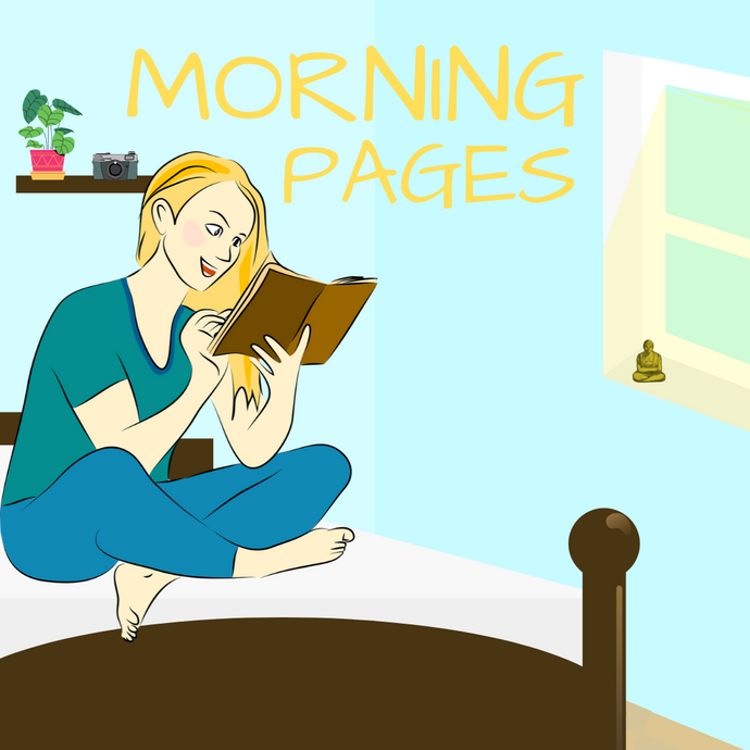 The guide of morning pages