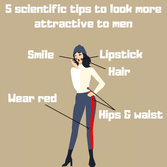 5 scientific ways to look more attractive to men