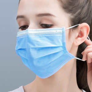 Disposable Surgical Face Masks (25 Pack)
