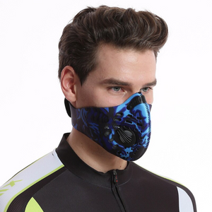 Activated Carbon Face Mask Coronavirus
