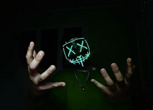 The Power Mask - Green