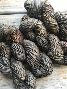 Organic Journey Worsted in Zingbat