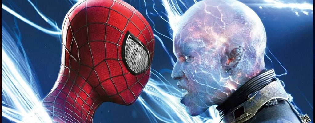 combat electro contre spiderman