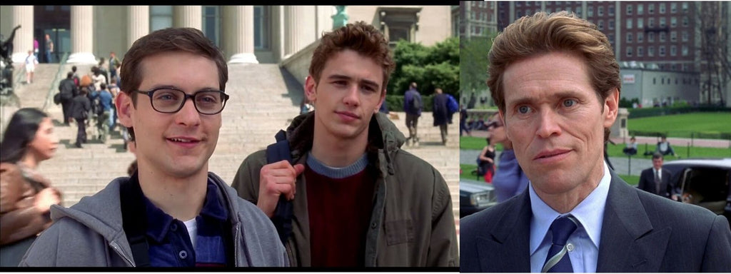 peter parker harry osborn et norman osborn