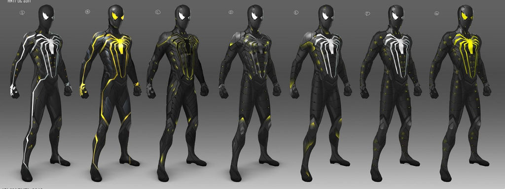 costume dr octopus spider man ps4