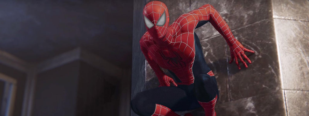 costume spiderman 3
