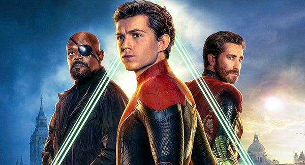 affiche film spider man far from home