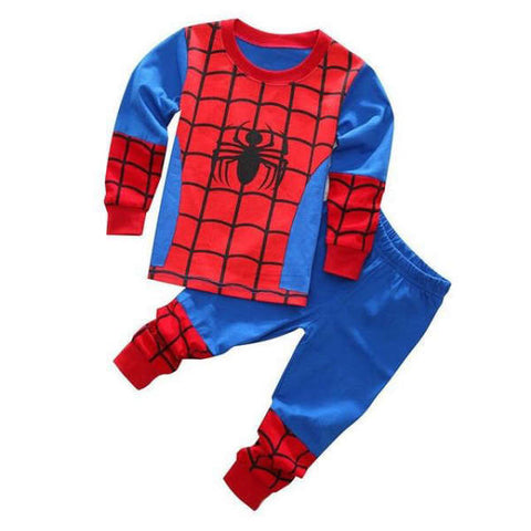 Pyjama Spiderman Long