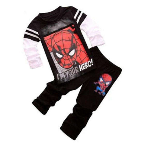 Pyjama Spiderman 5 ans