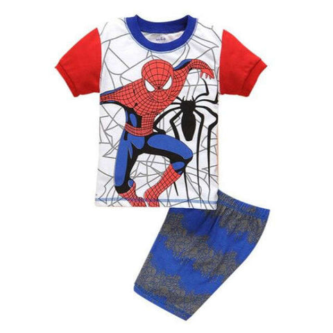 Pyjama Spiderman Déguisement
