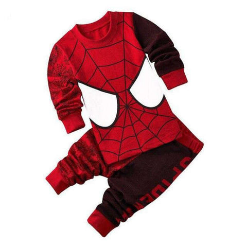 Pyjama Spiderman 4 ans